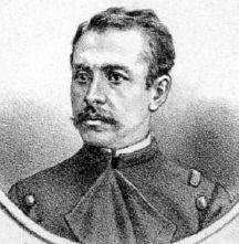Belisario López Núñez, Subteniente del Regimiento Tacna 2° de Línea, murió en la Batalla  de Tarapacá