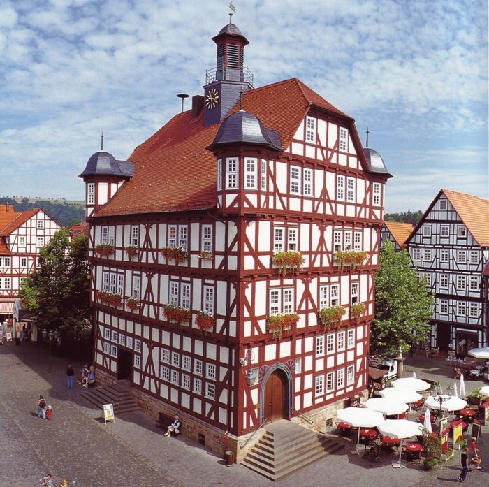 City Hall - Melsungen, Germany