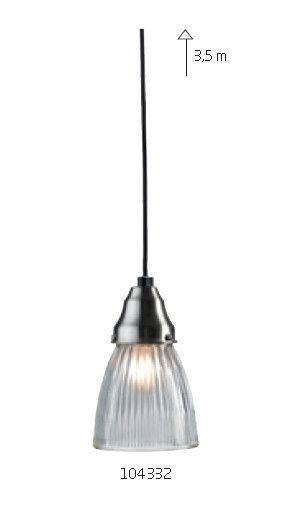 Markslojd ASNEN függeszték - 104332 - lámpa, csillár, világítás, Vészi lámpa webáruház
