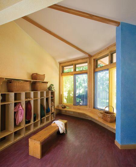 Shining Mountain Waldorf School Kindergarten Boulder Colorado Barrett Studio Architecture