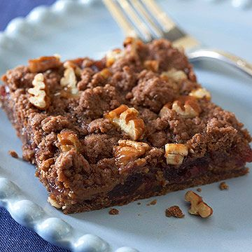 Cranberry Candy-Bar Cookies | Cookie Bars and Brownies | Pinterest