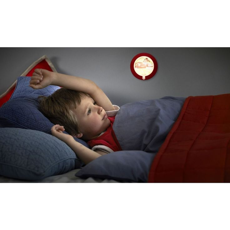 lampada con sensore per la notte bambino disney cars