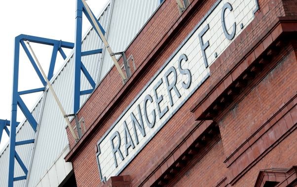 Glasgow Rangers football club