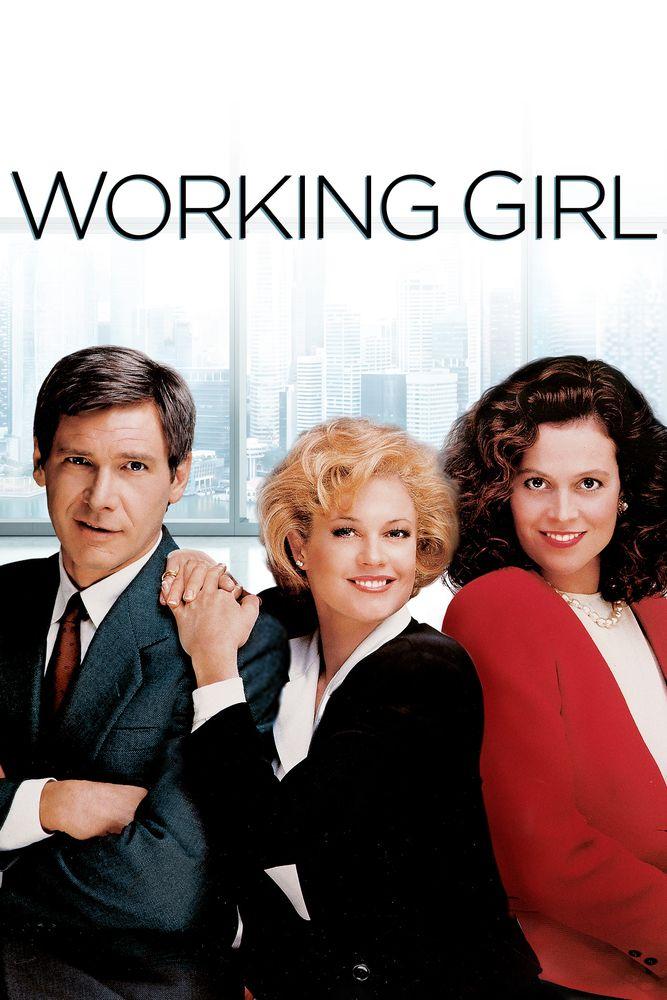 Working Girl  - Melanie Griffith, Harrison Ford, Sigourney Weaver  WorkingGirl, HarrisonFord, MelanieGriffith, SigourneyWeaver