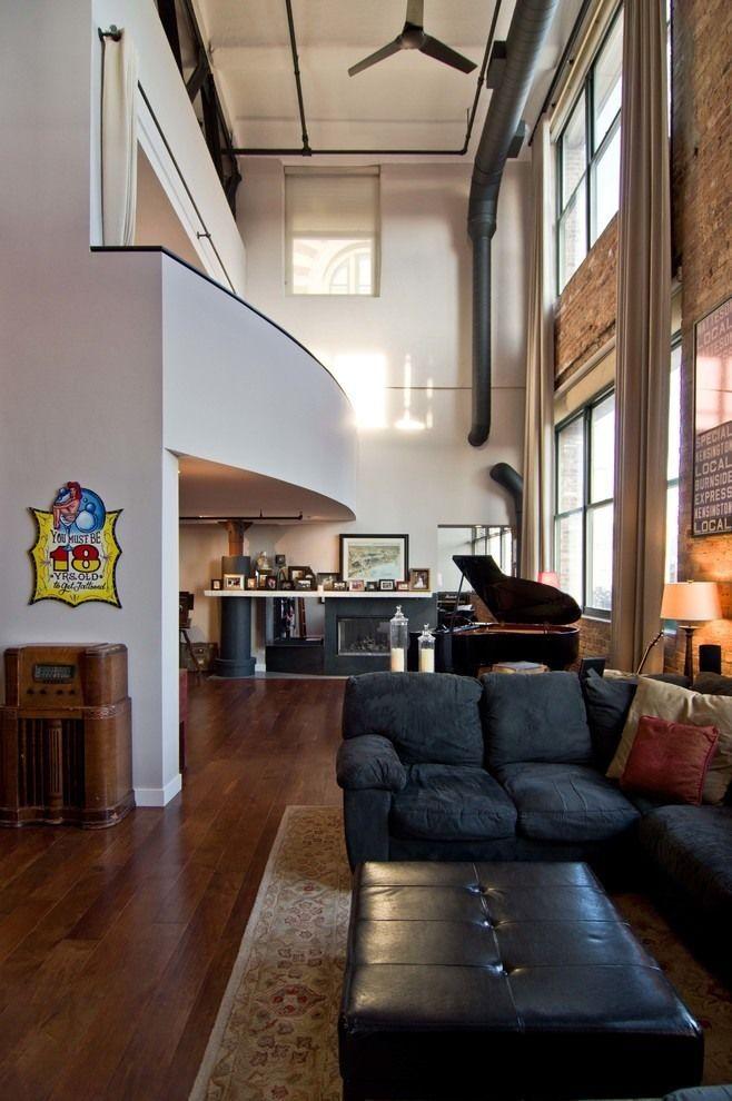 West Loop Loft by Besch Design / Chicago, USA