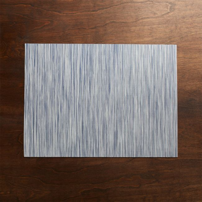 Chilewich Crepe Neutral Vinyl Easy Clean Placemat Reviews Crate And Barrel Placemats Neutral Placemats Chilewich