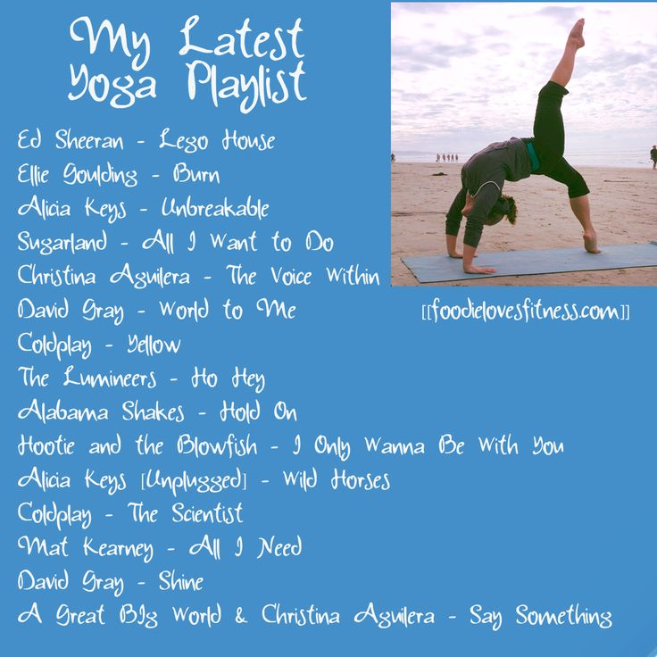 Yoga Playlist