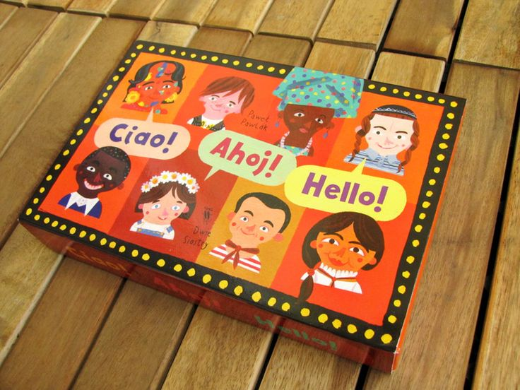 O tym, że...: Ciao! Ahoj! Hello!