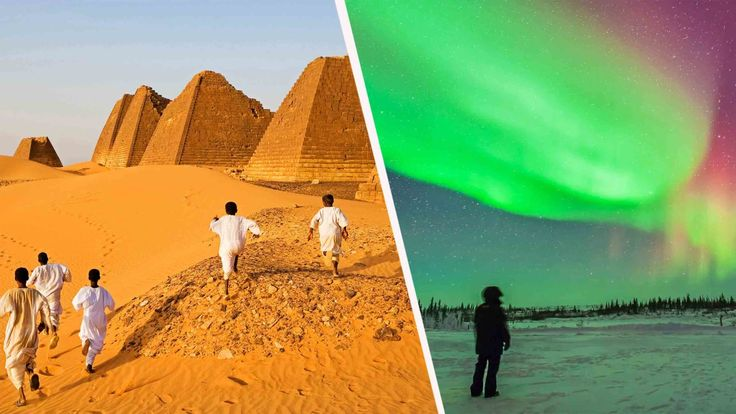 These Are The 7 Most Mysterious Places You Should Visit in 2018