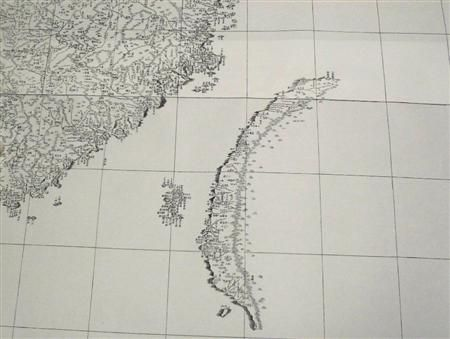 中国が17世紀に作製した「皇輿全覧図」に尖閣諸島がないことが判明した。周辺海域に石油埋蔵の可能性が指摘され、領有権を主張し始めていた中国。尖閣諸島の領有に関して、歴史歴根拠がないことを示す貴重な資料とのこと