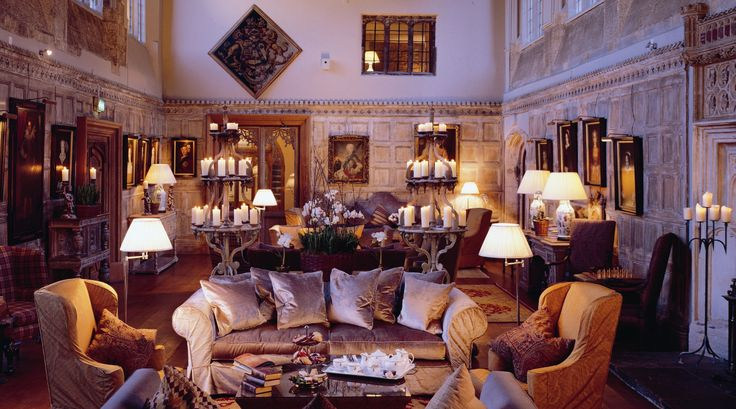 Fawsley Hall Hotel and Spa : Room for Romance : Luxury Hotel, Romantic Weekend Break, Luxury Hotels