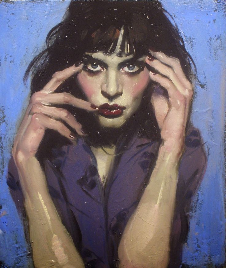 Malcolm Liepke...   Kai Fine Art