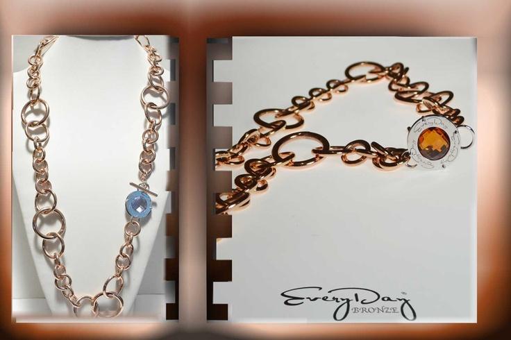 #everydaygioielli Bronze #style made in #Italy $99.80 su  www.fashiongoldgioielli.com