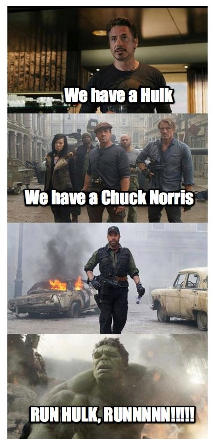 If you saw #Expendables2, then this makes even more sense