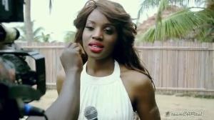Video: Seyi Shay - Irawo [BTS Download]