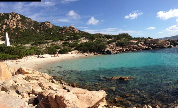 Cala de Sardegna, Italia