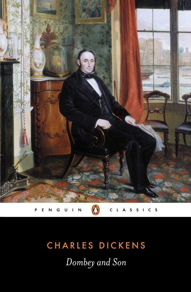 Dombey and Son by, Charles Dickens