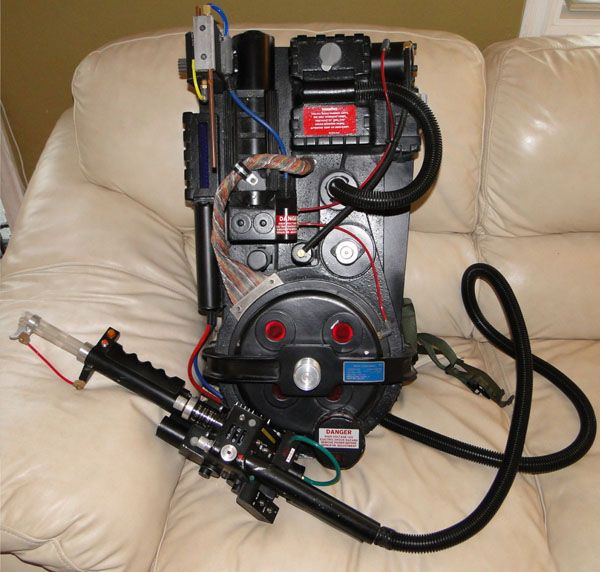DYI - Ghostbusters Proton Pack