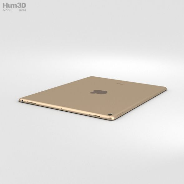 Apple Ipad Pro 12 9 Inch 2017 Gold Pro Ipad Apple Gold