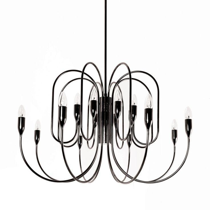 die besten 25 schwarzer kronleuchter ideen auf pinterest klassischer kronleuchter gothic. Black Bedroom Furniture Sets. Home Design Ideas