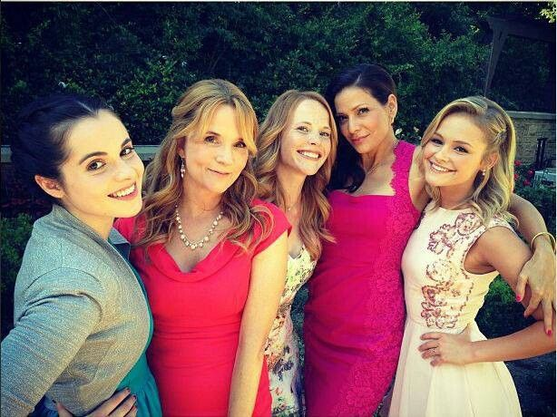 The girls ~ Switched at Birth