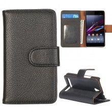 Forro Book Sony Xperia E1 Magnetica Negra $ 29.100,00