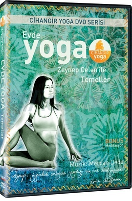 DVD - Evde Yoga - Zeynep Çelen İle Temeller