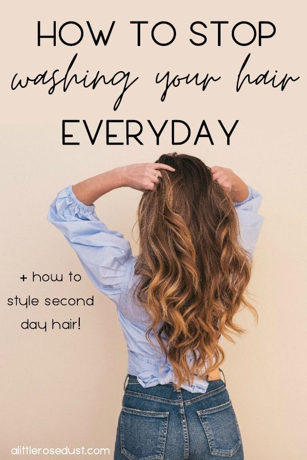 Washing Your Hair Daily Can Be Very Damaging As It Strips Away Your Hairs Natural Oils So It S Best In 2020 Healthy Hair Tips Washing Hair Daily Second Day Hairstyles