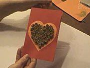 Valentínka - ako si vyrobiť valentínsku pohľadnicu rýchlo a ľahko