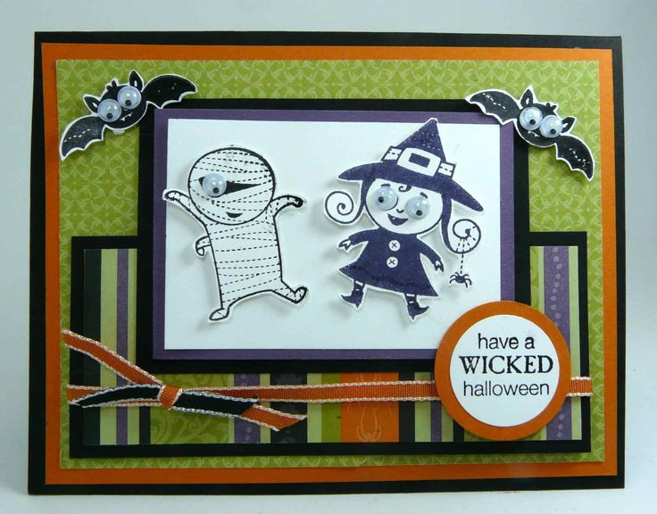 Halloween Card Making Ideas Part - 41: Halloween · Holiday IdeasHoliday CardsFall ...