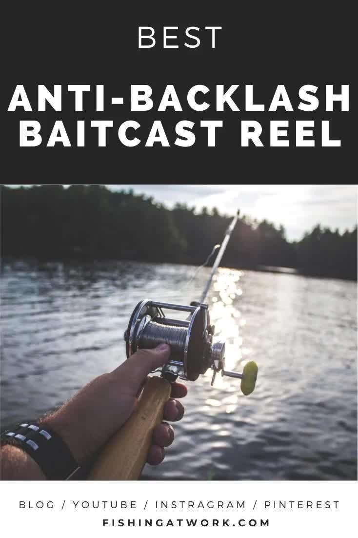Best antibacklash baitcast reel stop backlash now