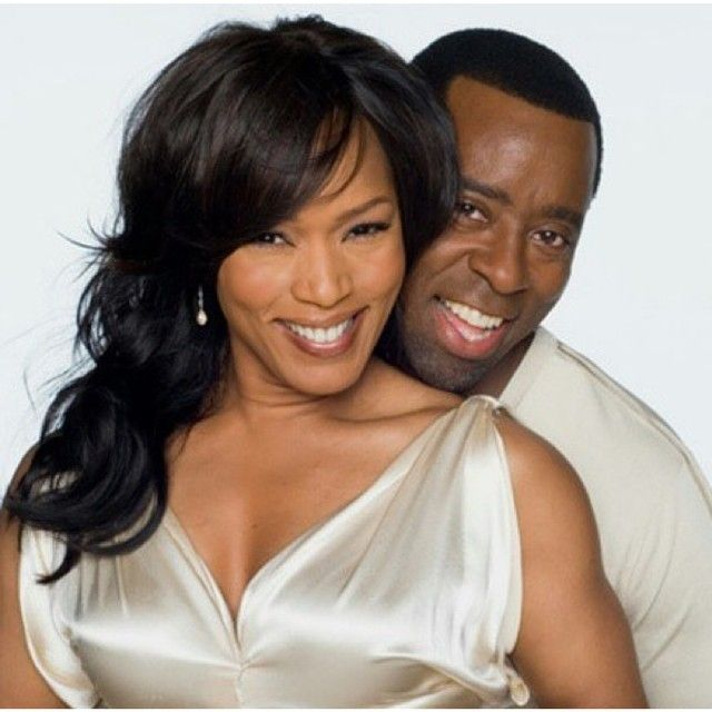 11 Times Angela Bassett & Courtney B. Vance Were The Patron Saints Of Black Love