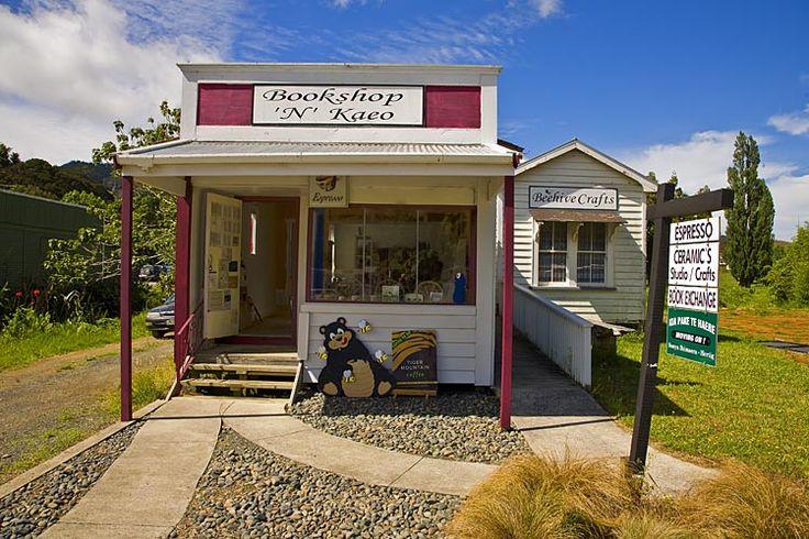 Kaeo, Bookshop, see more at New Zealand Journeys app for iPad www.gopix.co.nz