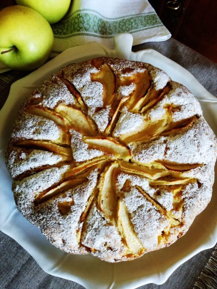 Abruzzo...IN cucina.La Prof. propone una ricetta classica, buona e di stagione:Torta Alle Mele