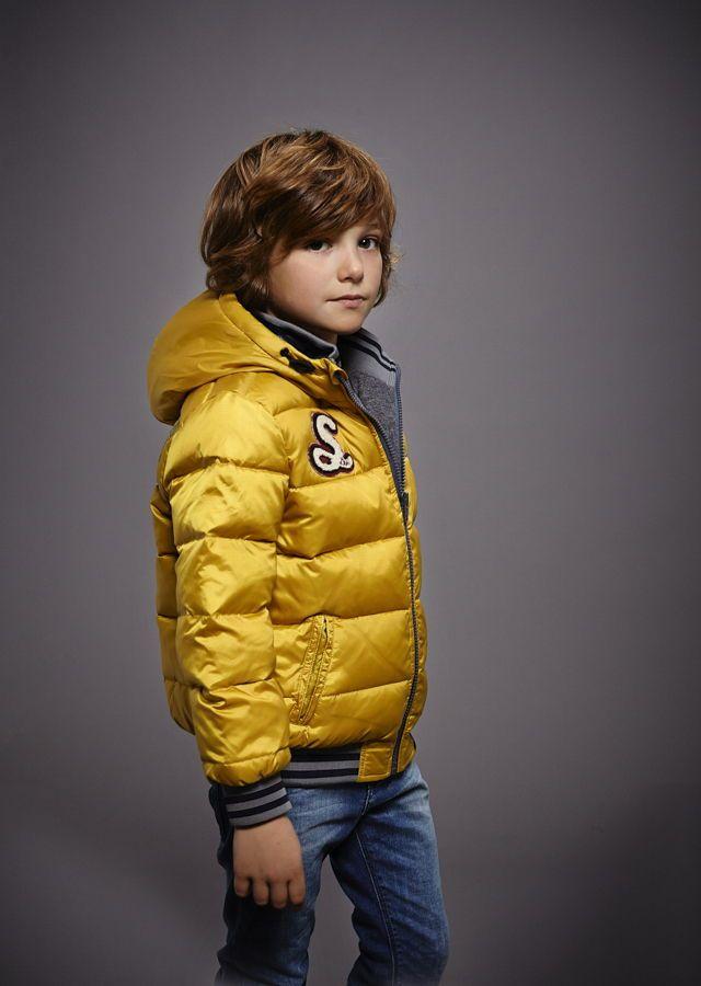Mode Enfant Ikks Doudoune Gar 231 On Et Jean Ikks B O Y F A