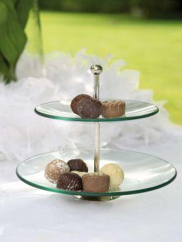Fink Glas Etagere Sweets