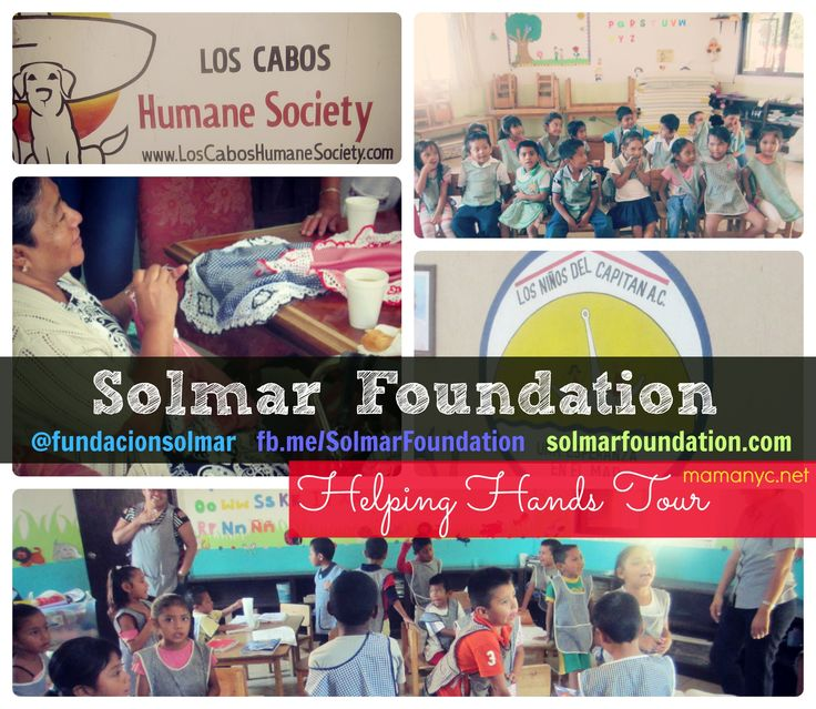 Solmar Foundation Helping Hands Tour in Cabo San Lucas