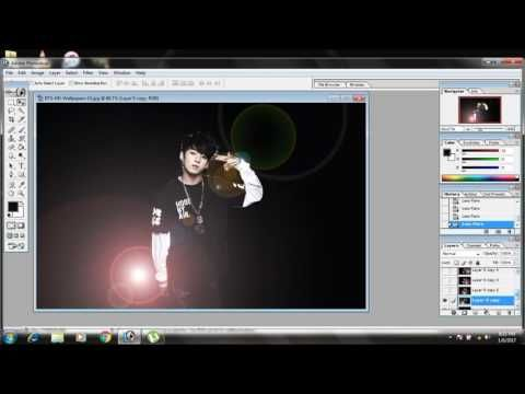 How To Create Facebook Cover Photo In Photoshop - (More Info on: http://LIFEWAYSVILLAGE.COM/videos/how-to-create-facebook-cover-photo-in-photoshop-2/)