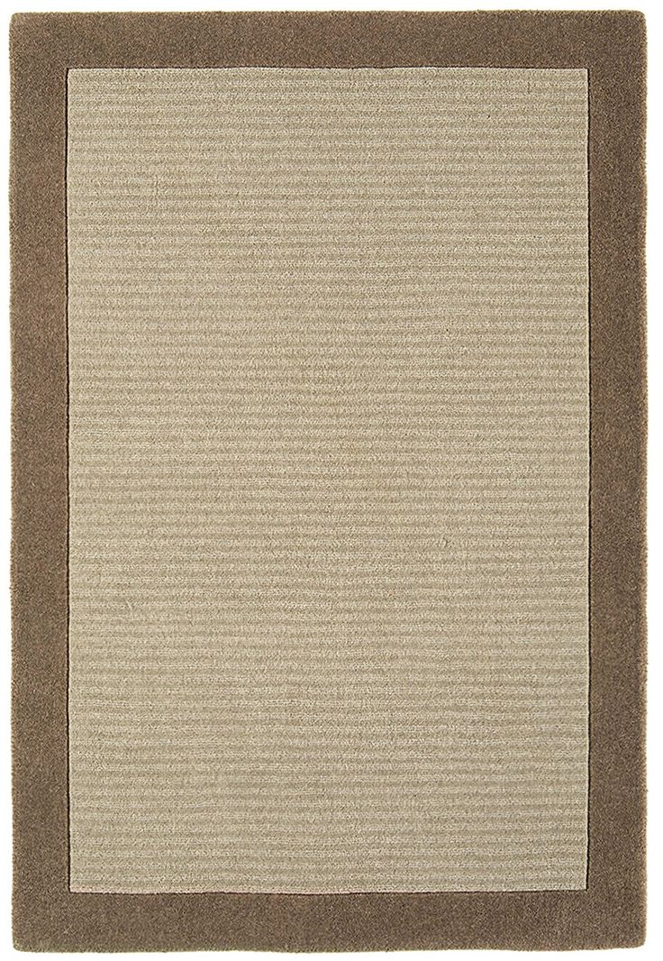teppich wohnzimmer carpet klassisches design moorland rug 100 wolle 160x230 cm rechteckig braun. Black Bedroom Furniture Sets. Home Design Ideas