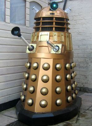 How to build your own Dalek                              …