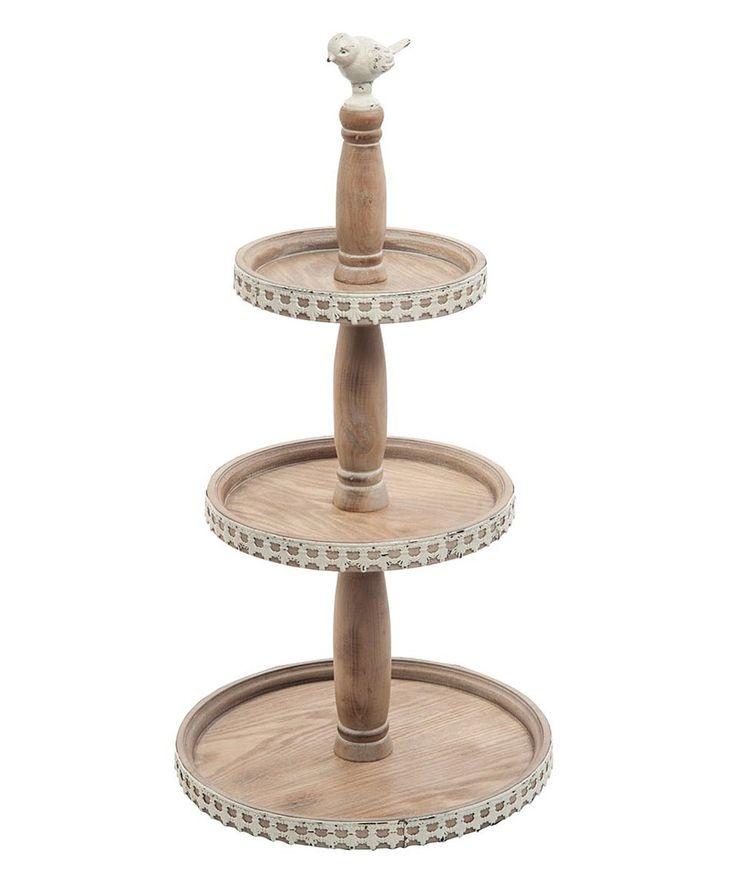 Take a look at this Foreside | Cottage Tiered Server today!