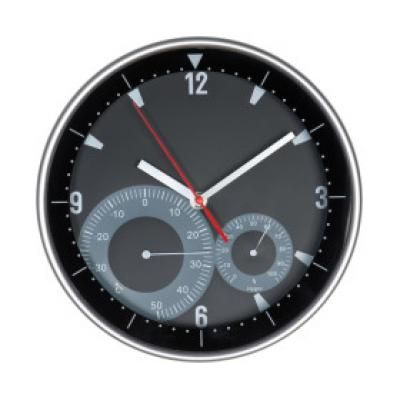 Image of Promotional Modern Wall Clock. Printed Wall Clock.