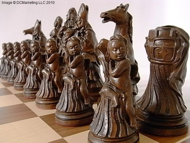 Historical Chess Set