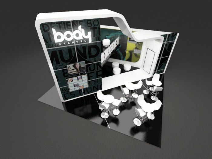 Exhibition Booth Area : Trade show booth displays body channel brought to you by