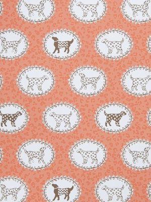 DecoratorsBest - Detail1 - Stroheim 4801803 - TROT - Persimmon Brown - Wallpaper - Fabrics - DecoratorsBest: Foyer wallpaper