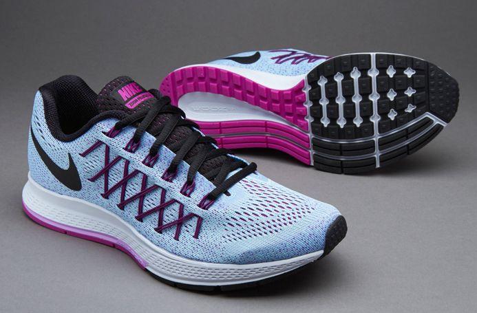 Nike Womens Air Zoom Pegasus 32 - Copa/Black-Fuchsia Glow
