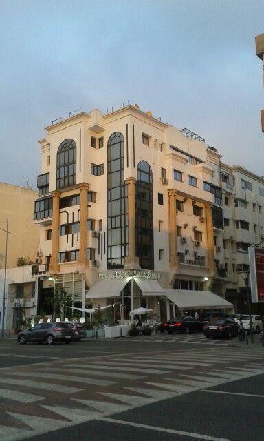 Boulevard Anfa -Casablanca Maroc