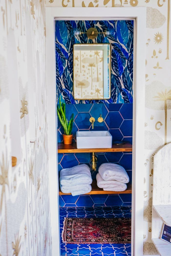Website Picture Gallery Justina Blakeney us Jungalicious Master Bathroom Installation Gallery Fireclay Tile