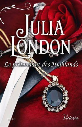 #VendrediLecture de Céline L : Le prétendant des Highlands, de Julia London 😊 Bonne lecture 😊