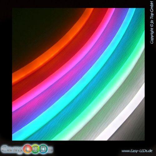 LED Lichtschlauch NeonFlex 10m RGB 230V